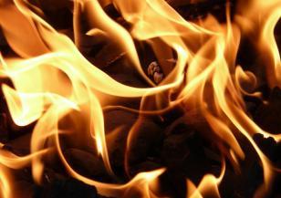 Пожар край Световрачене