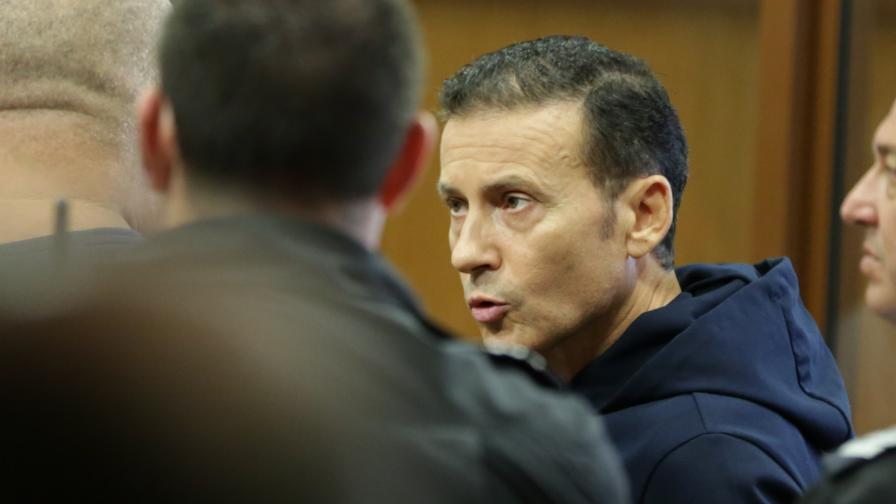 Съдът остави Стайков в ареста