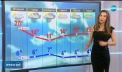 Прогноза за времето (18.03.2019 - централна емисия)