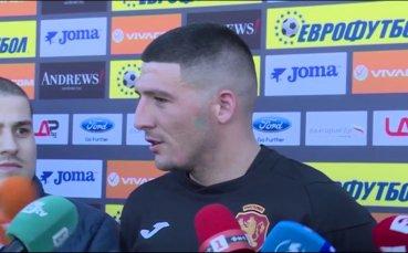 Хаджиев: Дано имаме късмет на квалификациите