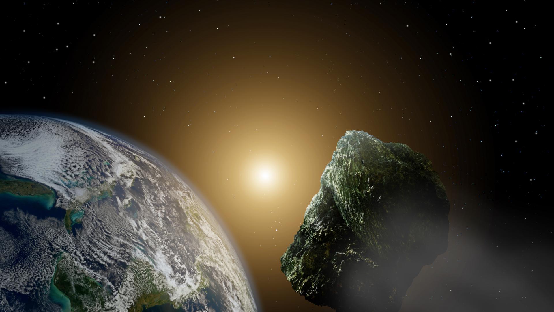 НАСА: Астероид ще премине близо до Земята