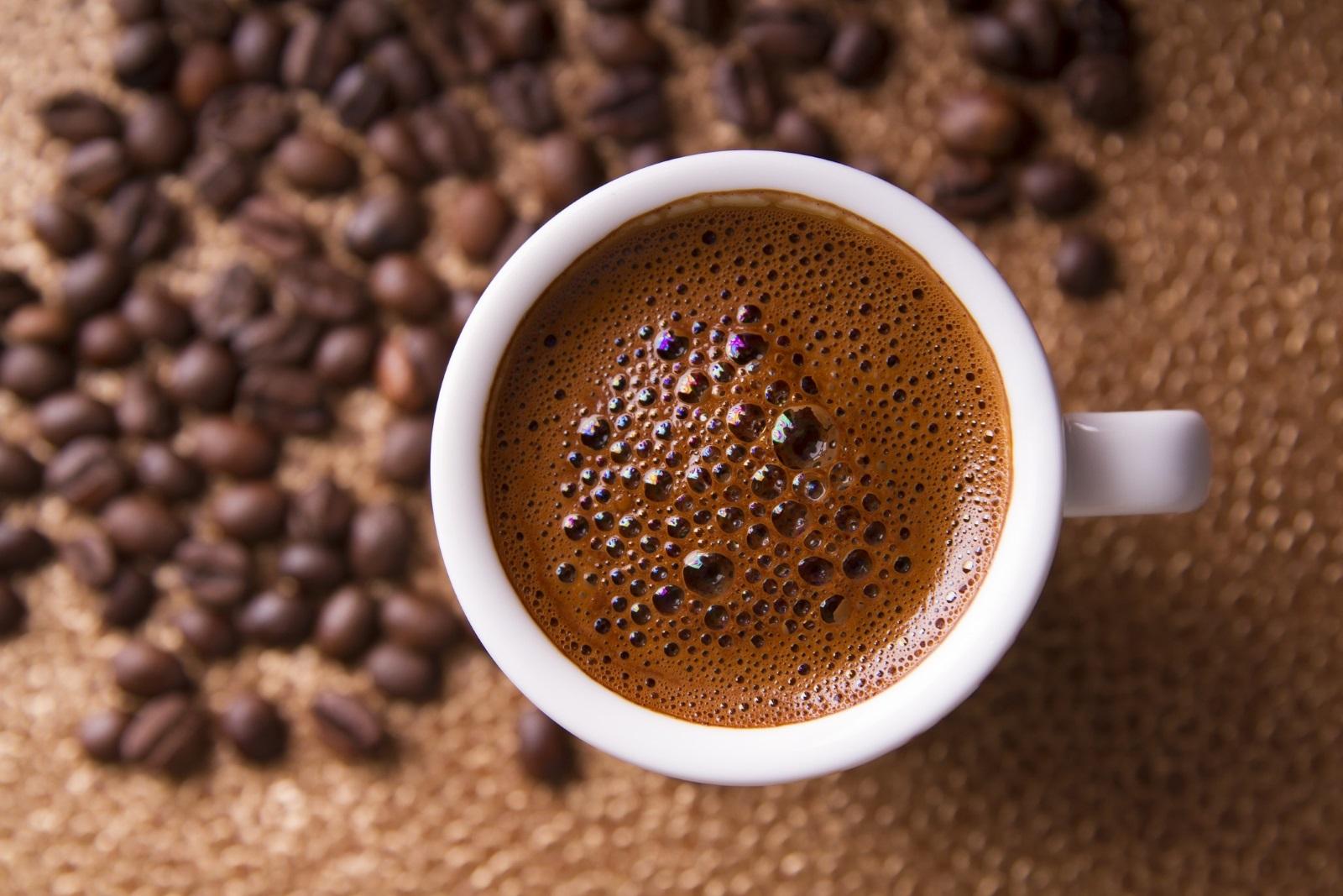Защитено е от ЮНЕСКО<br /> С уникалната си система на запарване и приготвяне, традиционното турско кафе бе включено в списъка на нематериалното културно наследство на човечеството през 2013 г.