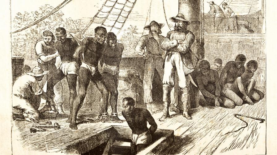Последният африкански роб на Америка