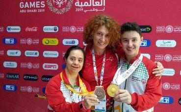 Продължават успехите на българите на Световните игри на Спешъл Олимпикс