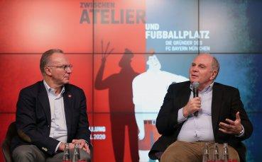 Хьонес: Байерн ще похарчи повече отвсякога за трансфери