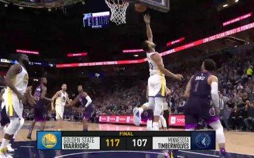 Акцентите от мачовете в НБА от нощта срещу 20-и март
