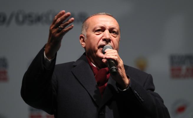 Ердоган отказва да даде Истанбул, говори за