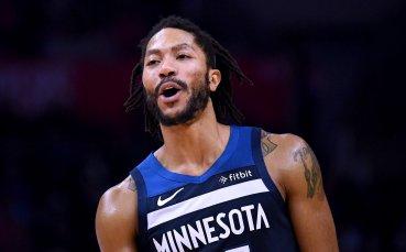 Минесота увисна жестоко до края на кампанията в НБА