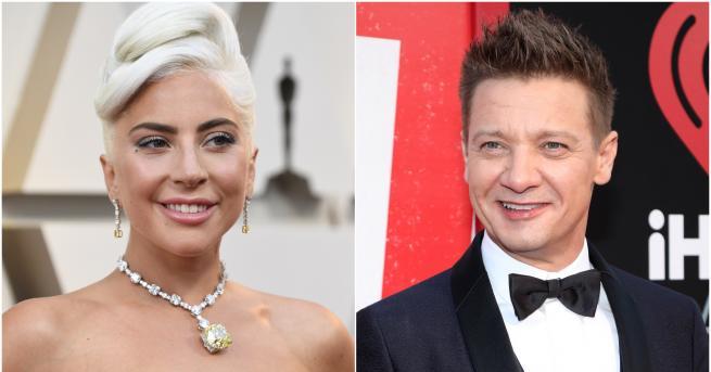 """Близостта между Лейди Гага с актьора Джереми Ренър (""""Отмъстителите"""", """"Войната"""