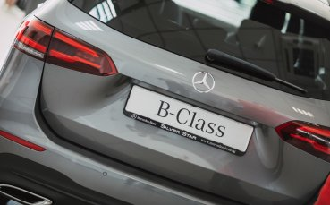 Вижте визията на новата B-класа, която беше представена в България
