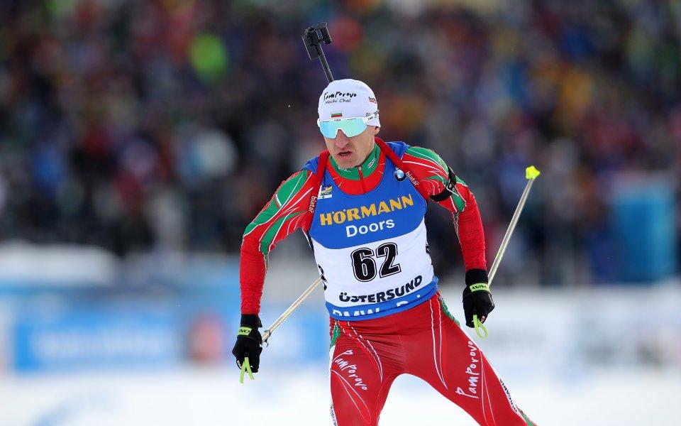 Александър Логинов спечели световната титла в спринта, Красимир Анев завърши на 30-о място