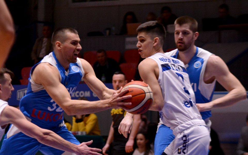 Черно море Тича спечели четвъртата си победа в НБЛ след