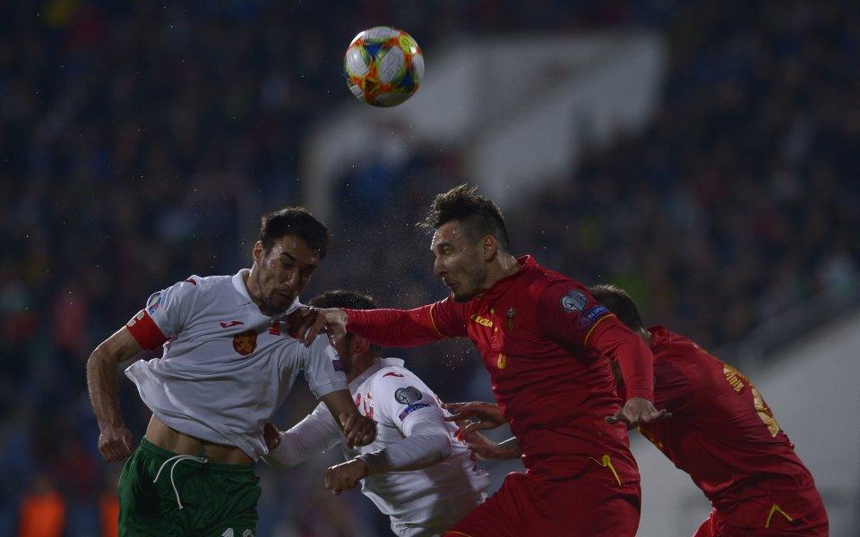 Играчите на Черна гора 3 пъти по-скъпи от нашите