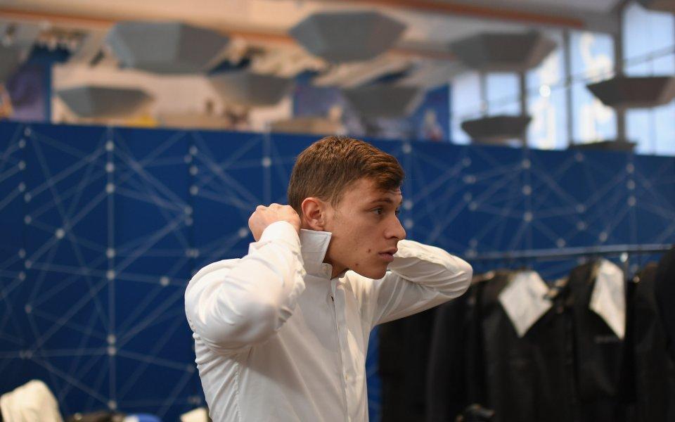 Босът на Каляри оцени на над 50 милиона съотборник на Десподов