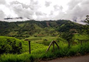 Силно земетресение в Колумбия