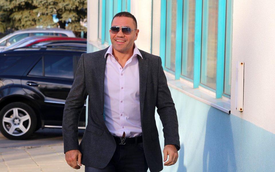 IBF отряза петицията на Кубрат Пулев