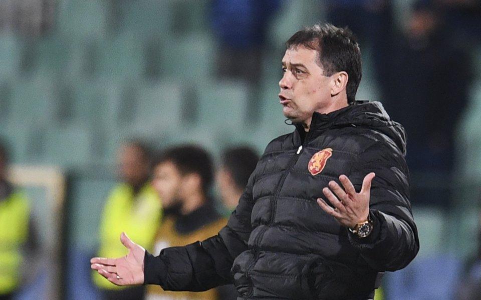 Официално: Петър Хубчев е новият треньор на Левски