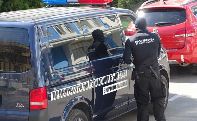 Акцията в Благоевград