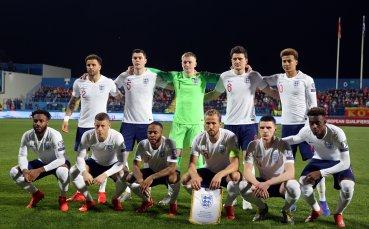 Англия пуска жалба срещу расизма в УЕФА след мача с Черна гора