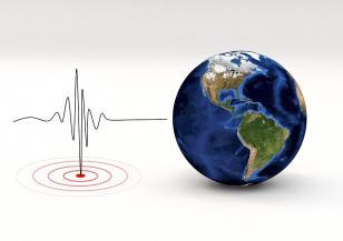 Земетресение край Харманли