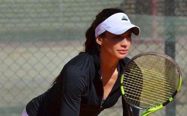 Вангелова завърши със загуба на турнира по тенис в Белград