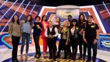 """Нови звездни отбори се борят за победа в премиерния сезон на """"НеСемейни войни"""""""