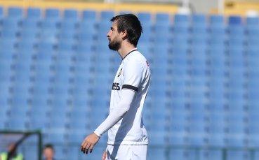 Дарко Тасевски под въпрос за Славия