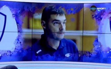 ВК Левски е обезпечен още дълго, Владо Николов остава в клуба