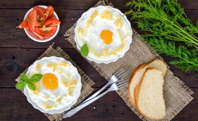 3 рецепти с яйца - без варене и пържене