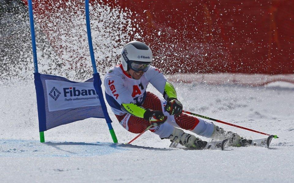Най-добрият ни алпиец Алберт Попов ще стартира през уикенда на