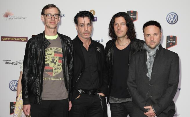 Политици и организации възмутени от Rammstein