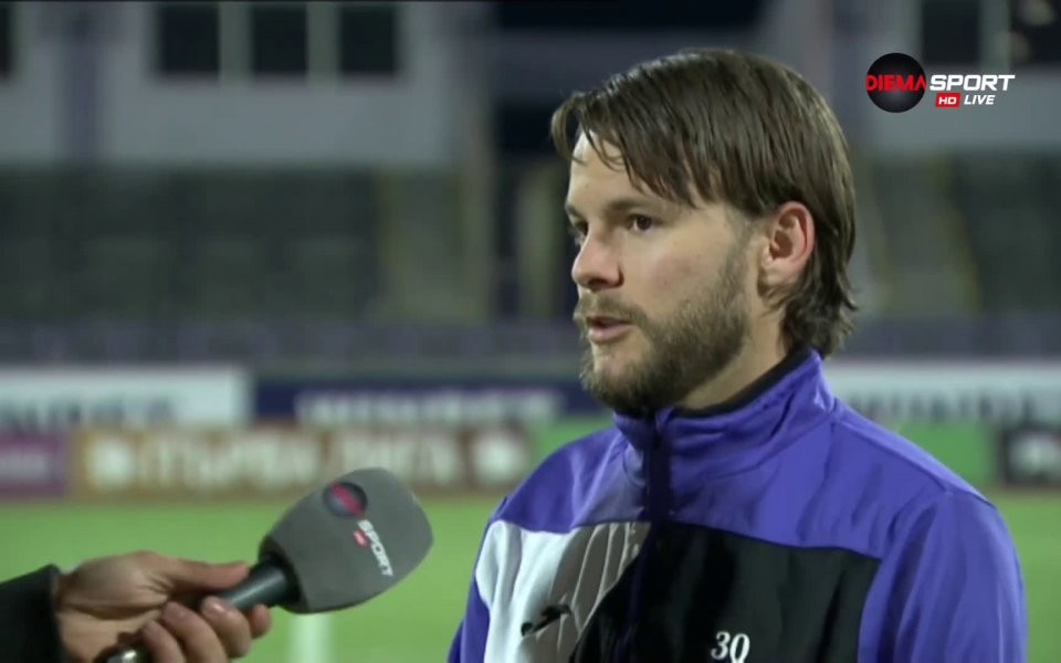 Батрович: Имах оферти от български отбори, но избрах Раднички