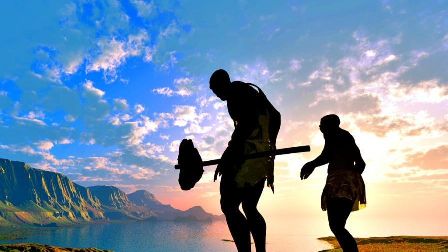 примитивни хора, неандерталци