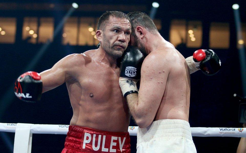 Голям мач може да изиграе българският ас на професионалния бокс