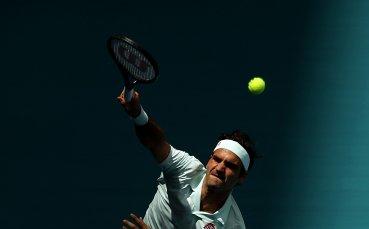 Федерер: Сезонът на трева е кратък, трябва да съм напълно концентриран