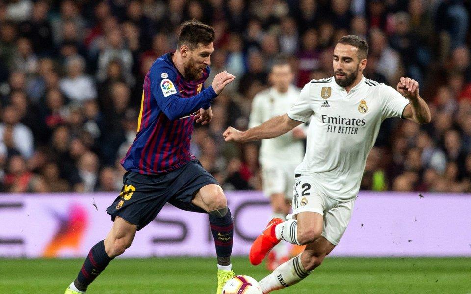 Играч на Реал Мадрид си пожела отпадане на Барса от ШЛ