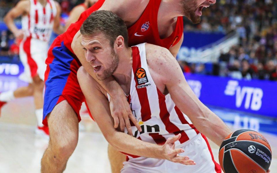 Българският баскетболен национал Александър Везенков е мотивиран да помогне на