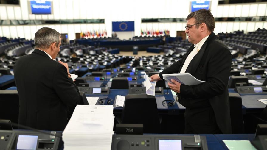 <p>Комисия на ЕП ще гласува<strong> пакет &bdquo;Мобилност&rdquo;</strong></p>