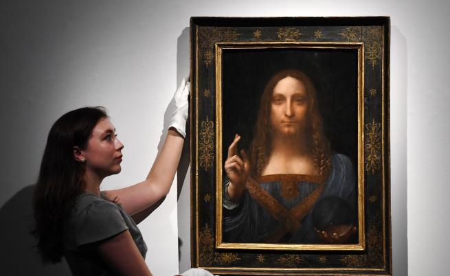 Изчезна най-скъпата картина в историята