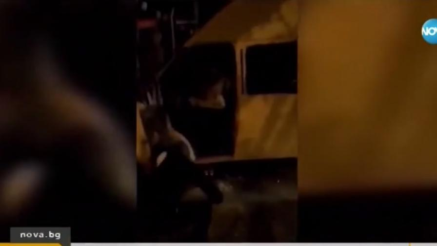 <p>Насилие над български роми заради фалшиви новини&nbsp;</p>