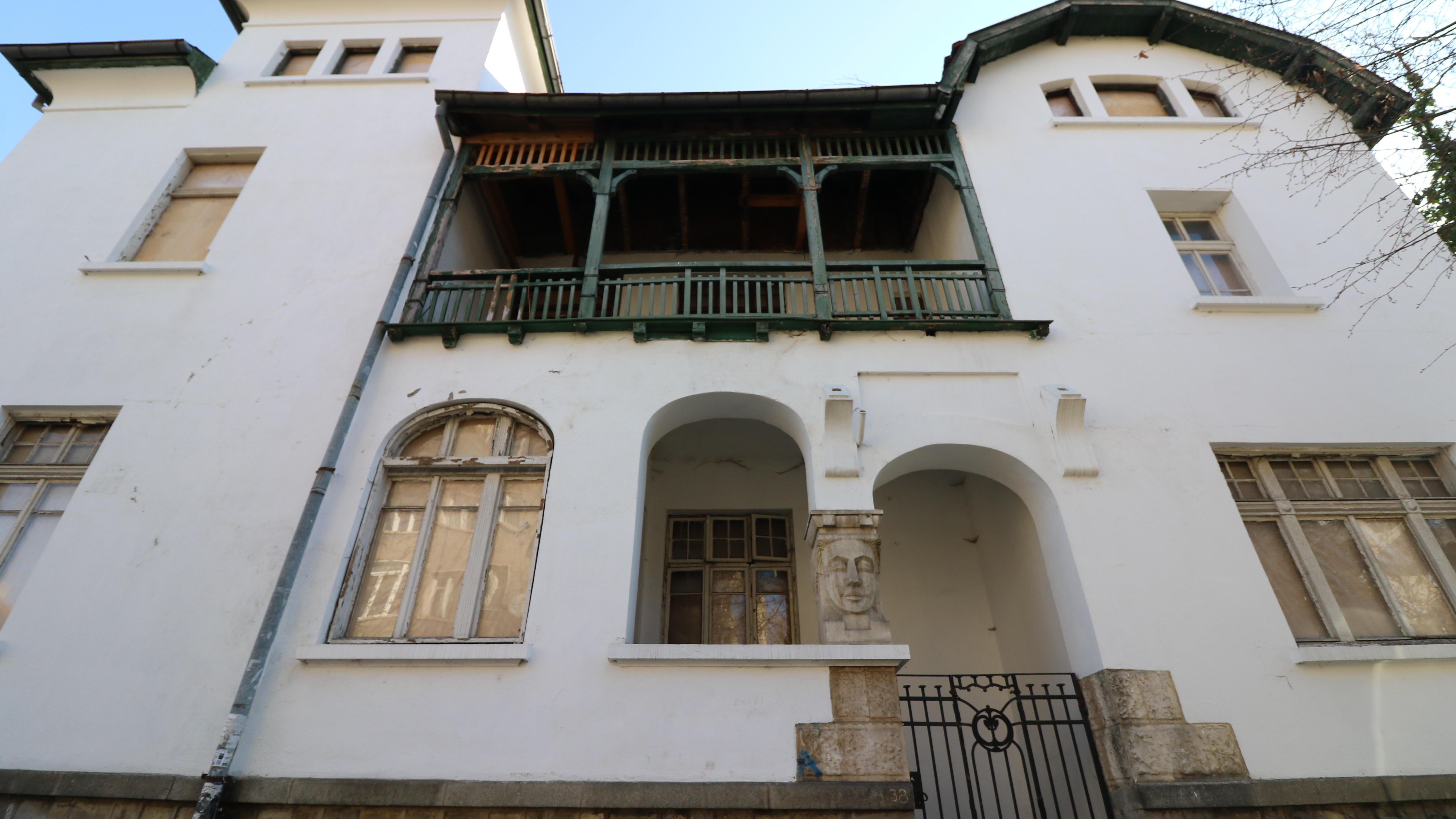 Къщата на арх. Георги Фингов
