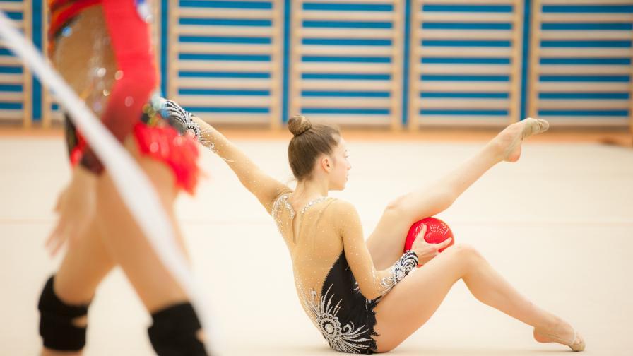 Световната купа по художествена гимнастика на живо в родния ефир