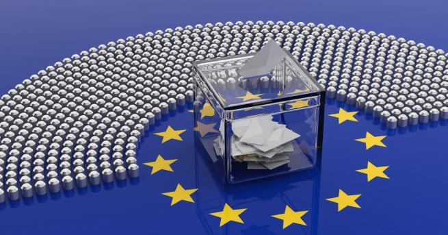 Евроизбори 2019 Маркет Линкс преди евровота: ГЕРБ води пред БСП