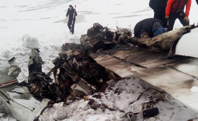 Авиокатастрофата в Македония: разследване и у нас