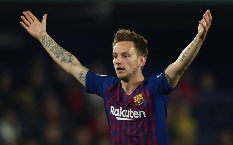 Ракитич ще напусне Барселона през зимата