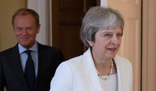 <p>Мей поиска второ отлагане на <strong>Брекзит</strong></p>