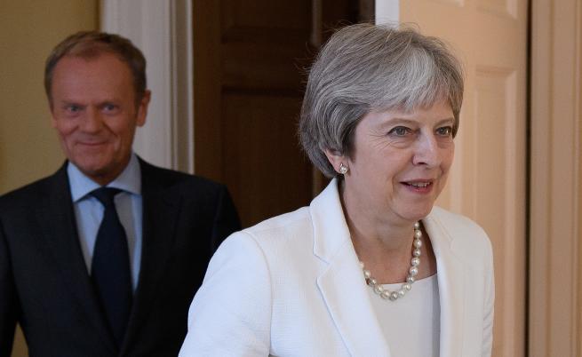 Мей поиска отлагане на Брекзит до 30 юни