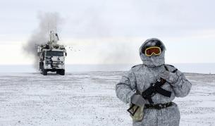 Русия настъпва в Арктика, строи най-мощния ледоразбивач в света