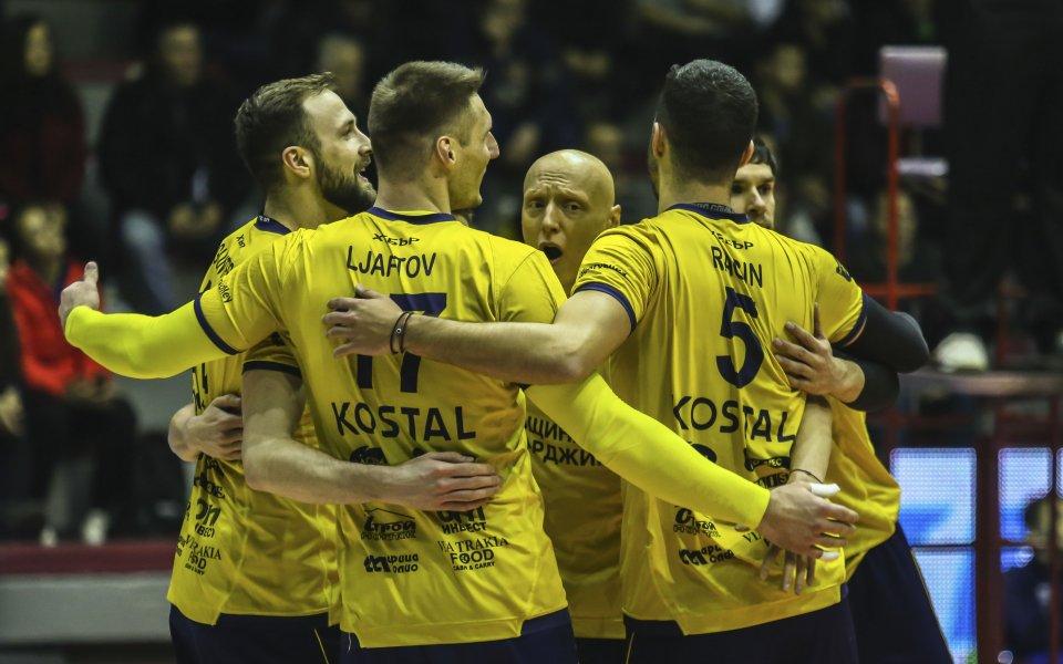 Перфектен Хебър стигна финал в първенството след 9:1 срещу Добруджа