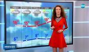 Прогноза за времето (06.04.2019 - централна емисия)